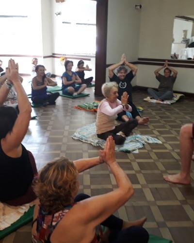 2. Yoga