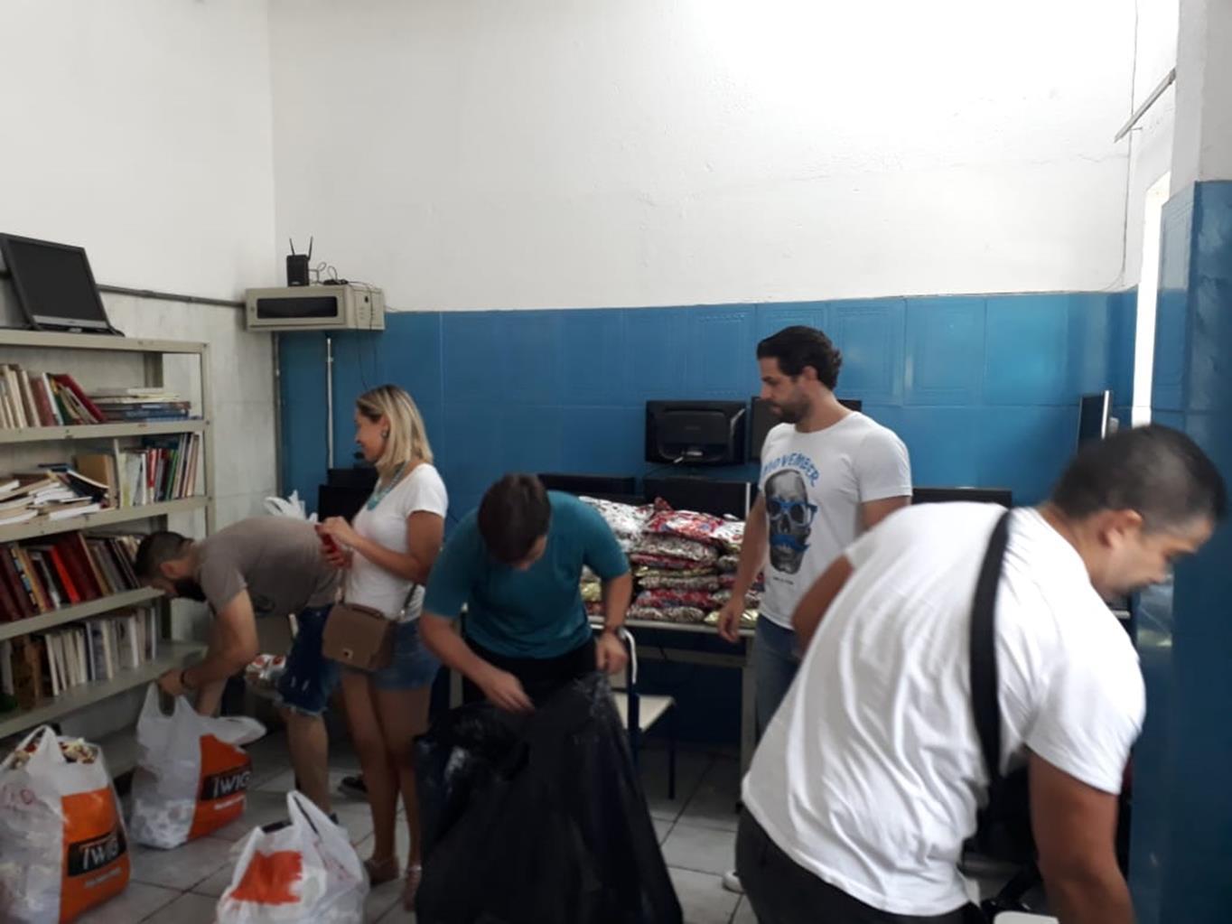 Grupo de Voluntáriados (Copy)